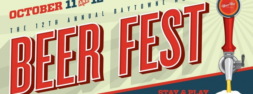 12th Annual Baytowne Beer Festival