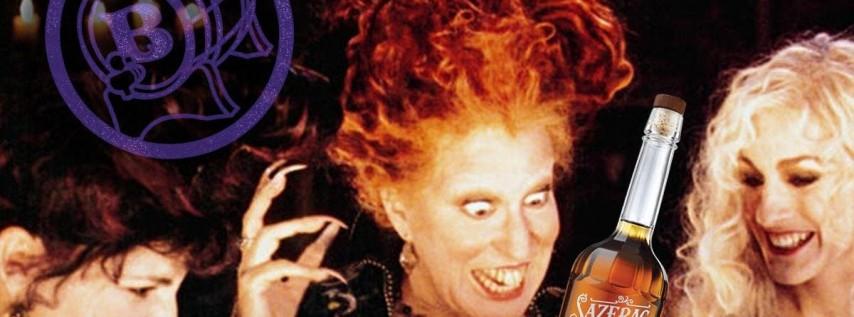Spooky Trivia with Sazerac