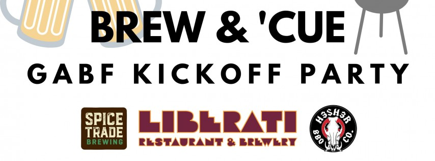 Brew & 'Cue GABF Kickoff Party