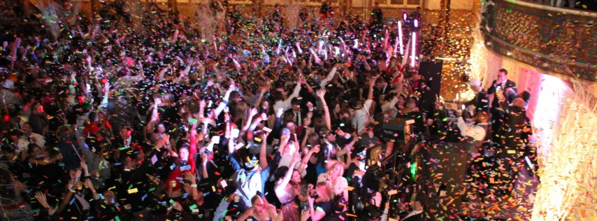 Denver New Years Eve Black Tie Party 2020