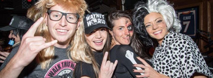 2019 Chicago Halloween Bar Crawl (Friday)