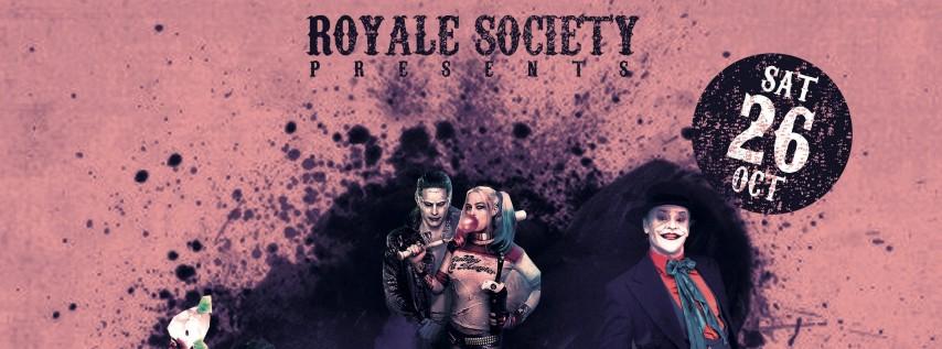 Royale Society Presents: 2019 Halloween Club Crawl (River North)