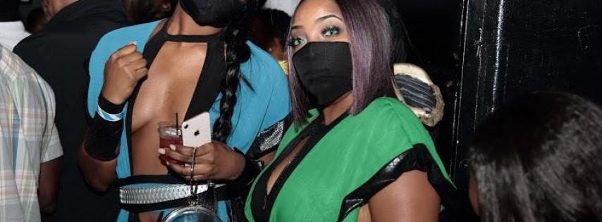 Halloween Costume Party; $1000 in prize- Afrobeats, Hiphop, Reggae, Soca