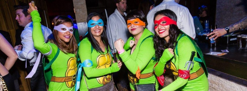 2019 Chicago Halloween Bar Crawl (Saturday)