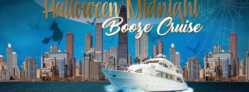 Halloween Midnight Booze Cruise on October 26th aboard Odyssey