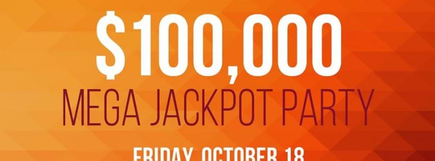 $100,000 Mega Jackpot Party
