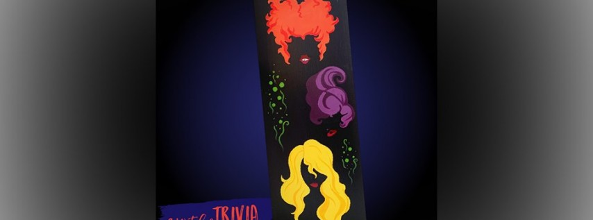 3 Witches Trivia Night!