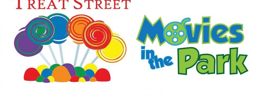 Treat Street with Movies In The Park