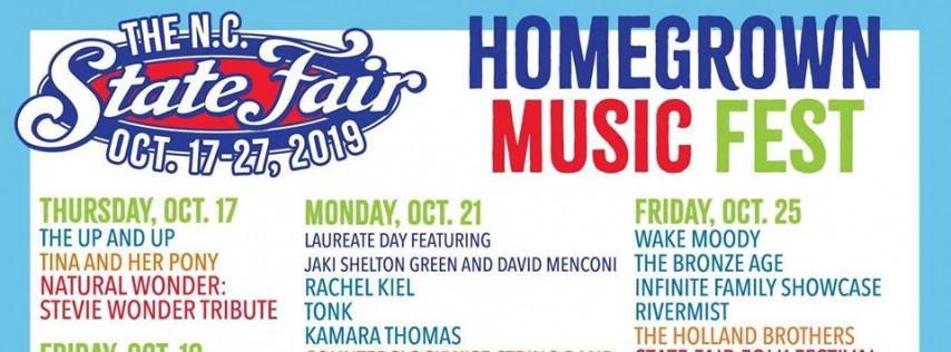 Kamara Thomas: Homegrown Music Fest