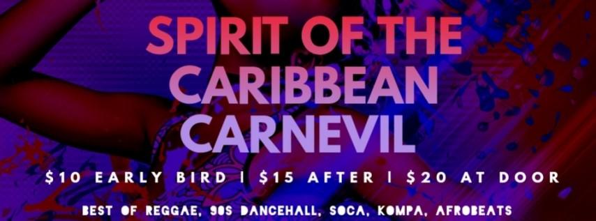 CarnEVIL MASk Party