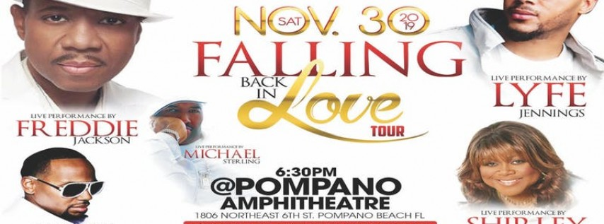 The Falling Back In Love Tour