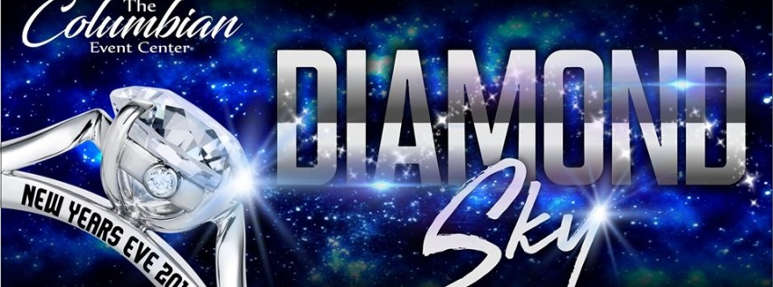 New Years Eve Diamond Sky