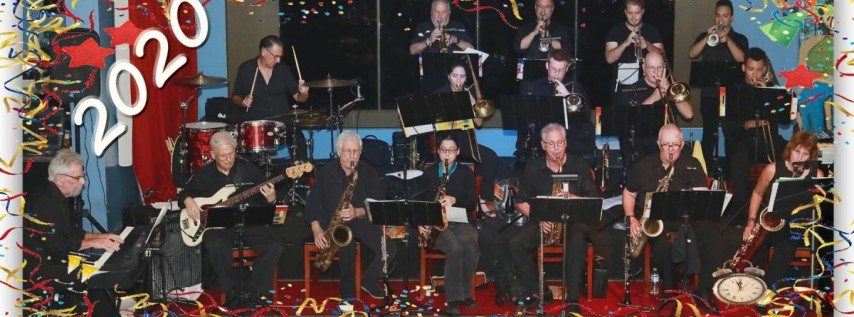 New Year's Eve 2020 with The Florida Big Band