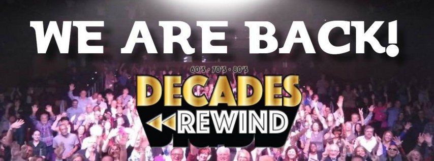 Decades Rewind -New Year's Eve