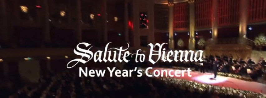 Miami: Salute to Vienna New Year's Concert