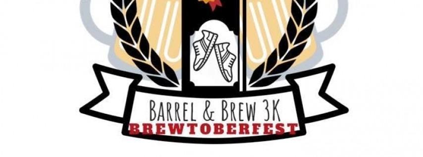 Barrel & Brew 3K Fun Run & Beer Fest