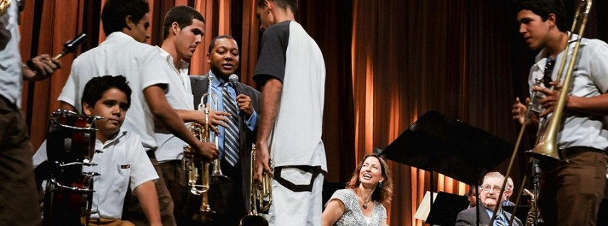 Let Freedom Swing Concert presented by HSA & Jazz at Lincoln Center