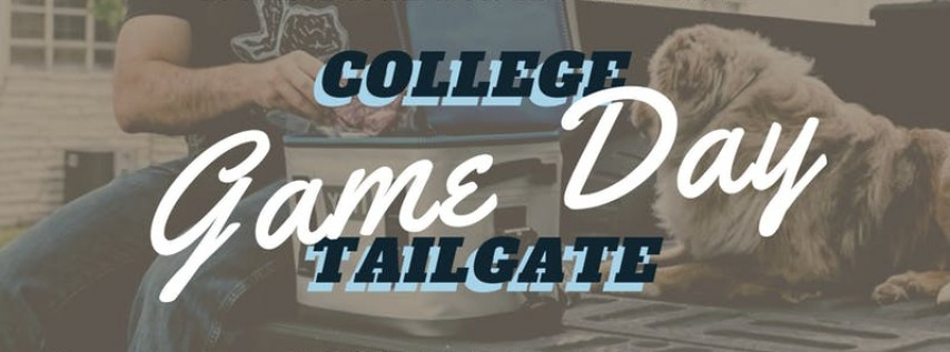 College Game Day Tailgate
