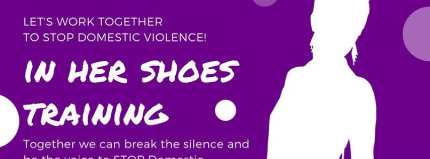 In Her Shoes Training