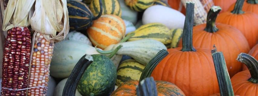 Vendor Halloween Costume Contest at the Carrboro Farmers' Market