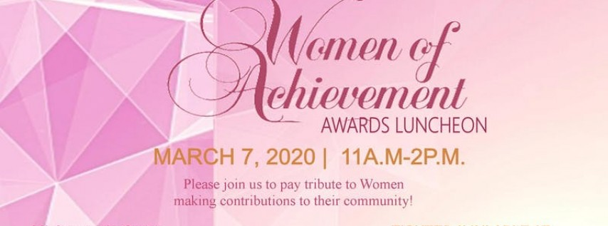 Women Of Achievement Awards