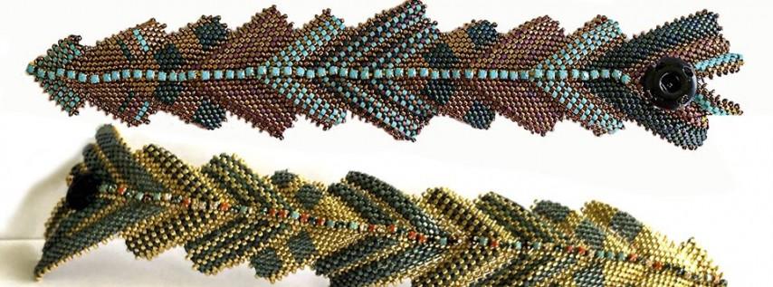 Leslie Venturoso - Straight Arrow Bracelet