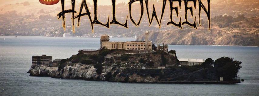 Halloween Alcatraz After Dark - Prison Break Photo Challenge
