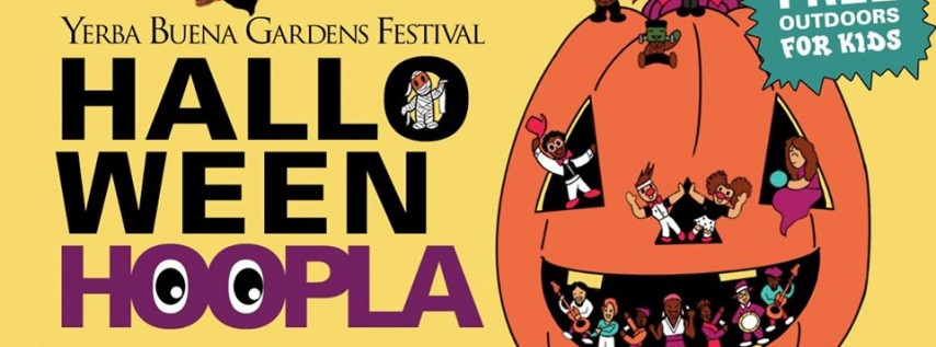 Halloween Hoopla, Free Family Event