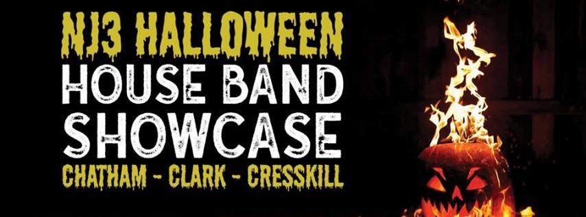 NJ3 School of Rock House Band Halloween Show