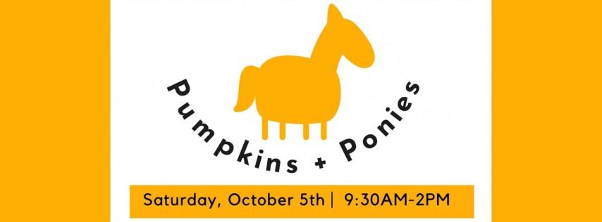 Pumpkins and Ponies