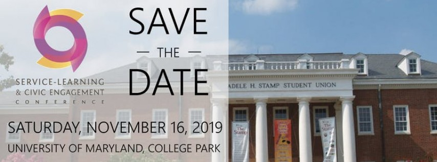 2019 Service-Learning & Civic Engagement Conference: Passion to Action