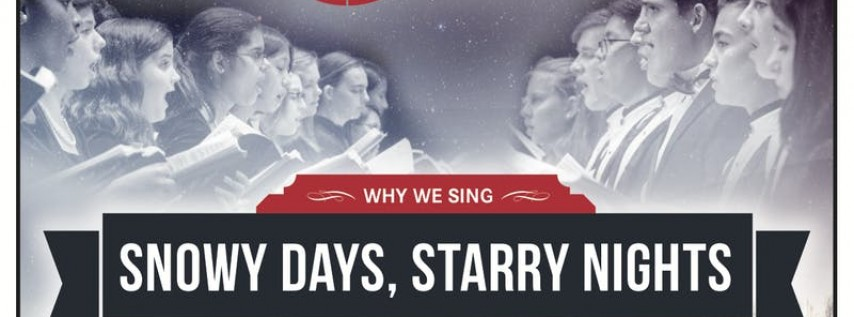 Snowy Days, Starry Nights- Winter Concert