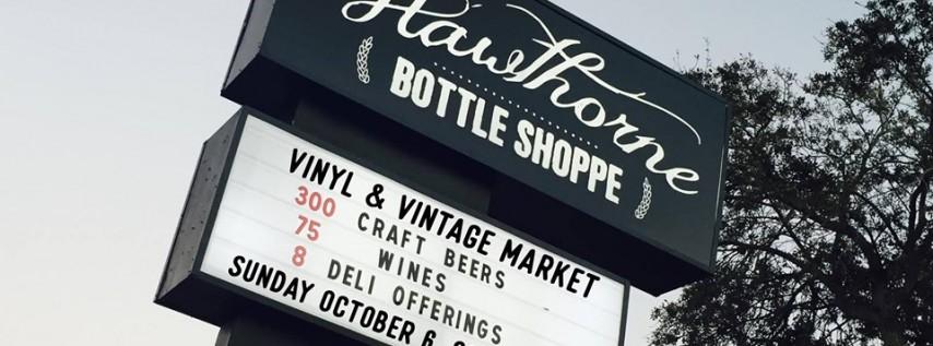 Vinyl & Vintage Market at HBS