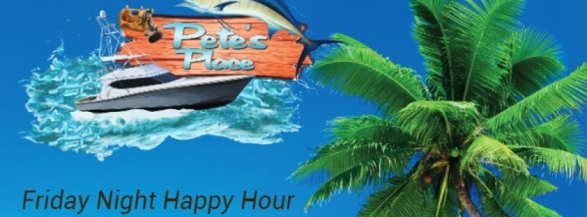 Friday Night Happy Hour Live Music
