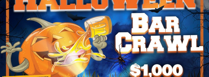 Halloween Bar Crawl - Baltimore
