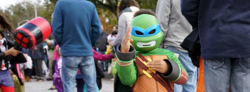 Trick or Treat at the Square