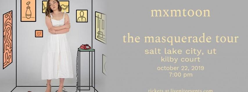 mxmtoon - the masquerade tour