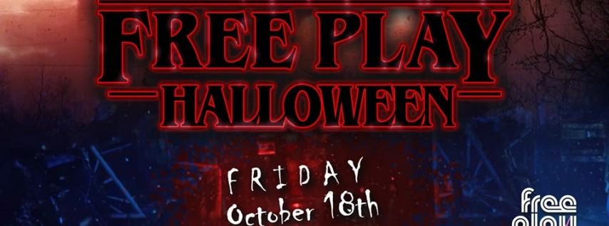A Stranger Halloween - Free Play Richardson!
