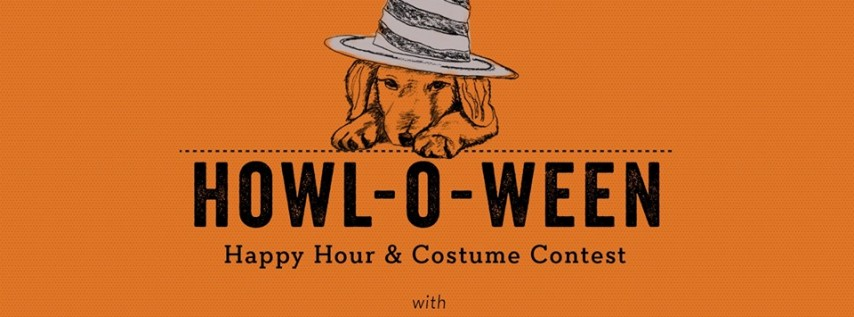 Howl-O-Ween Happy Hour + Costume Contest