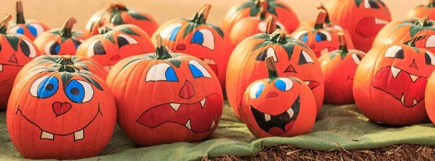 TeenTober: Pumpkin Painting