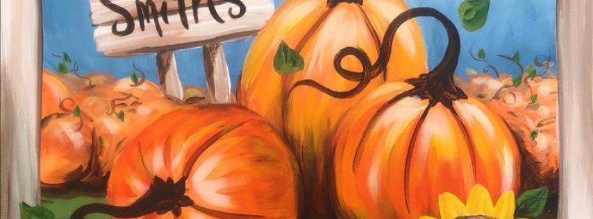 A Fall Family Pumpkin Patch