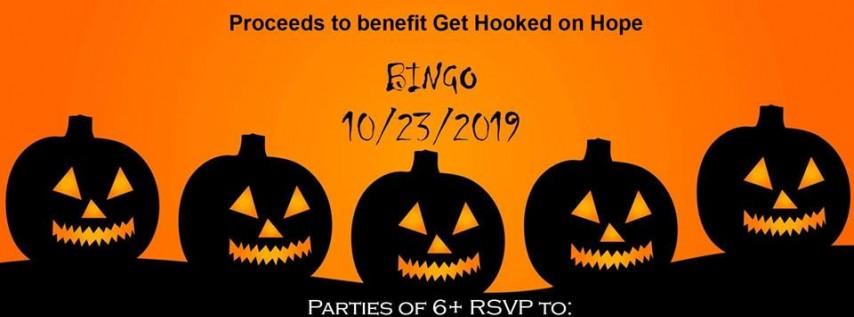 BINGO for charity - Halloween style!