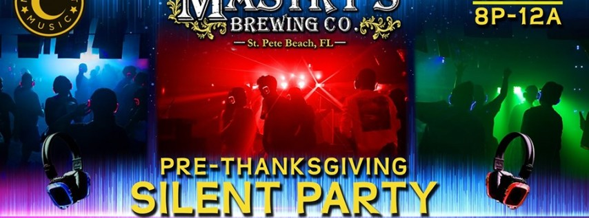Pre-Thanksgiving Silent Party