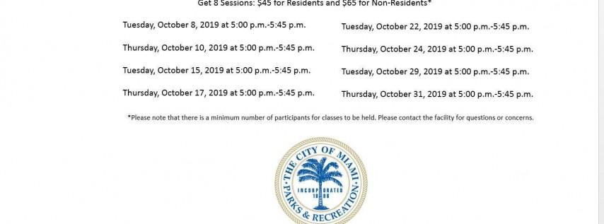 Shenandoah Pool Level 1 Swim Class Tuesday/Thursday (5:00 p.m.-5:45 p.m.)