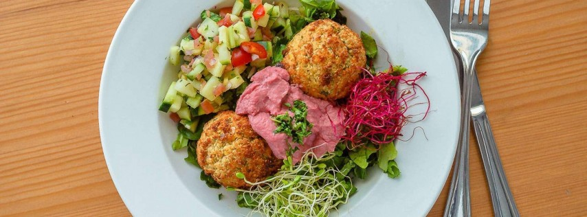 Vegan Mediterranean Menu - Cooking Class by Cozymeal™