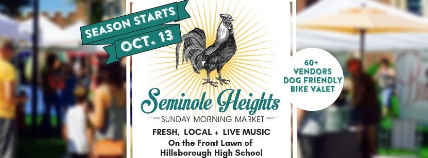 Seminole Heights Sunday Morning Market