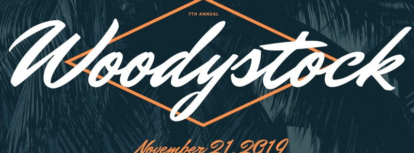 7th Annual Woodystock Benefit Concert