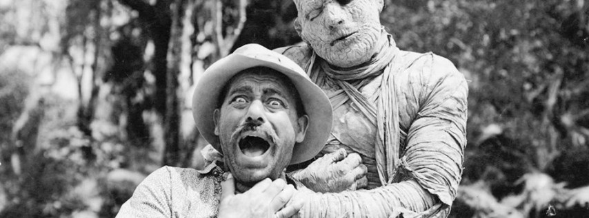 The Mummy's Tomb (1942) hosted by Dr. Paul Bearer