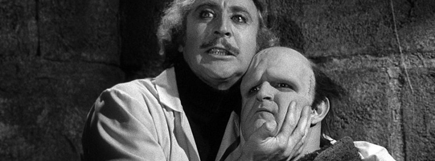Young Frankenstein (1974) hosted by Dr. Paul Bearer