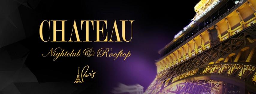 Chateau Nightclub & Rooftop General Admission WEEKDAY TICKETS